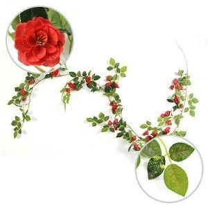 floral-garlands-with-red-heads