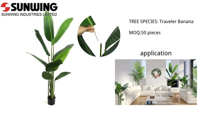 Large-Artificial-Potted-Traveler-Banana-Trees